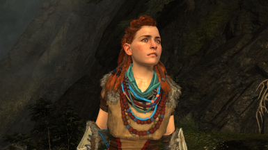 Playable Aloy