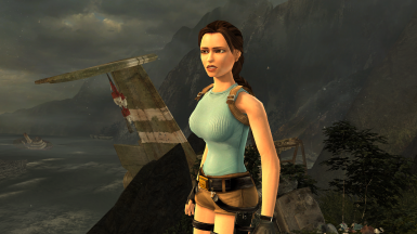 Playable Anniversary Lara