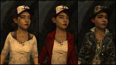 Playable Clementine Pack