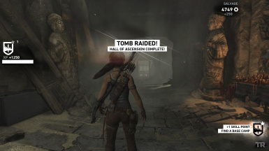 Hall Of Ascension tomb passed Tomb Raider 2013