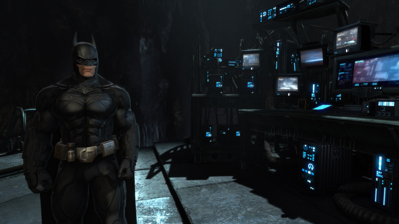The Dark Knight - The Dark Knight Rises at Batman Arkham ...