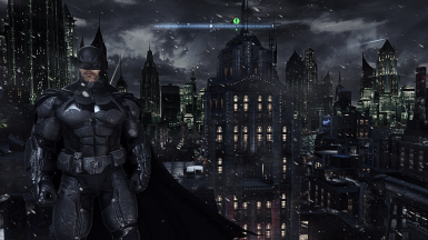 Gotham at Night