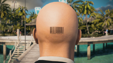 Numbered Barcode