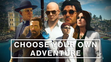 Choose Your Adventure - Sapienza