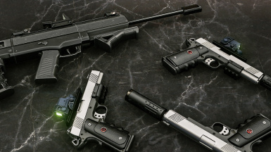 ICA Tactical Weapons