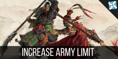 Increase Army Limit per City Conquered