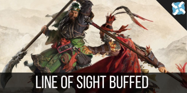 Line of SIght Buff