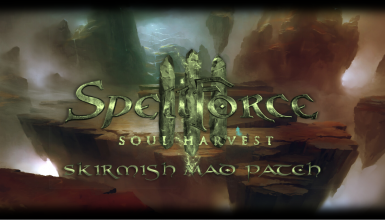 SpellForce 3 Soul Harvest - Skirmish Map Patch