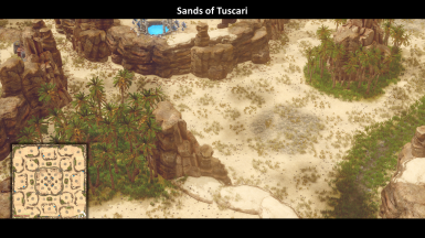Sands of Tuscari