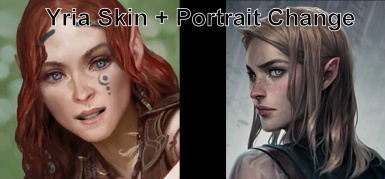 Yria Skin and Portrait