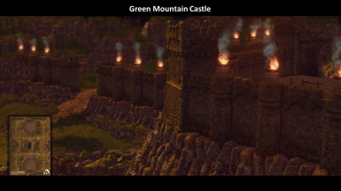 Green Mountain Castle