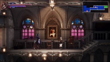 Bloodstained Master ReShade