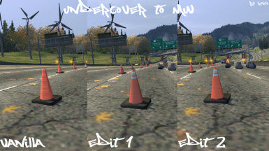 (Undercover to MW) Traffic Cone