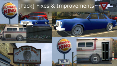 (Texture Pack) Fixes and Improvements
