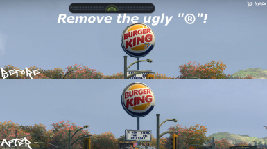 Remove the ugly R