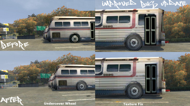 Improved Bus Texture