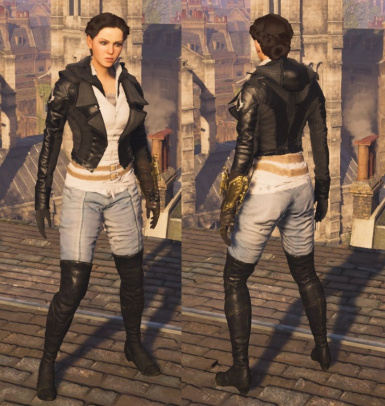 Modern Day Clothes For Evie Frye At Assassin S Creed Syndicate Nexus Mods And Community See more ideas about frye, evie, aesthetic. modern day clothes for evie frye at