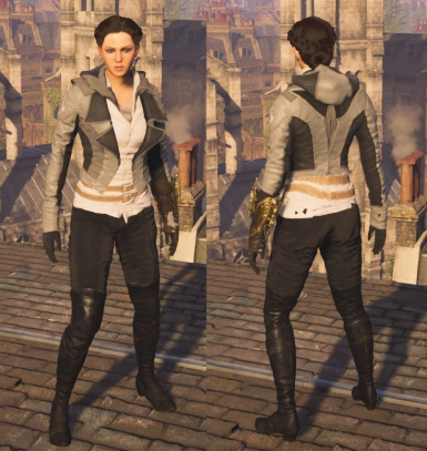 Modern Day Clothes For Evie Frye At Assassin S Creed Syndicate