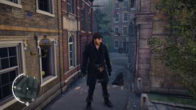 Jacob - Black Suit - Templar Killer