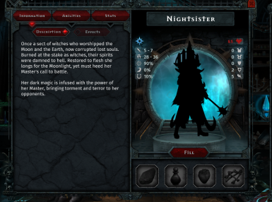Nightsister - A class of her own.
