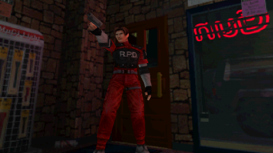 RPD Leon - Red