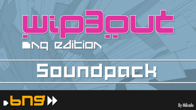 Wip3out NG Soundpack