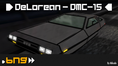 Delorean DMC-15 (AG-Car)
