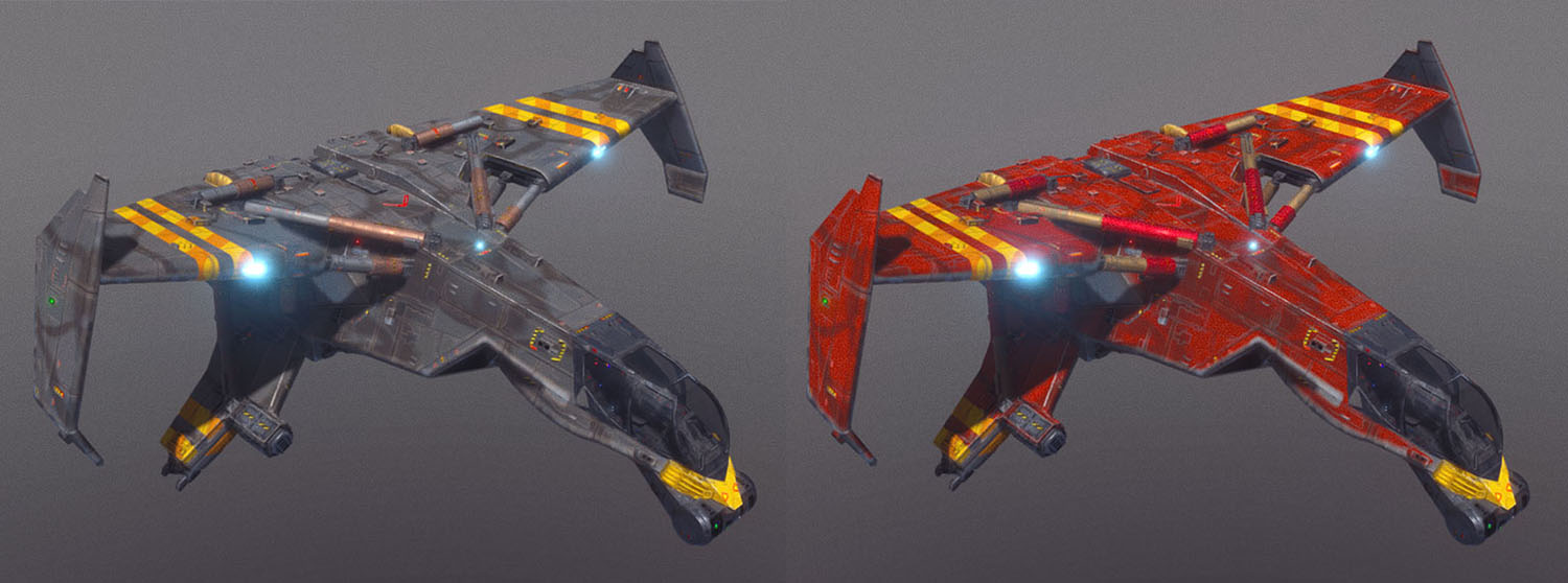Rebel galaxy outlaw mods