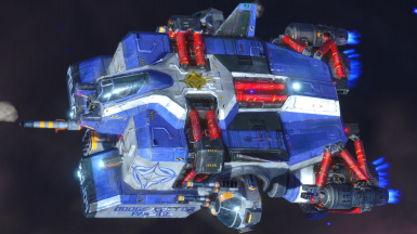 armored police courier