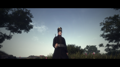 Alternative Prussian Uniforms for Holdfast