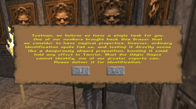 Daggerfall Unity Quest Pack 1