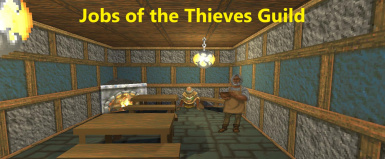 Jobs of the Thieves Guild