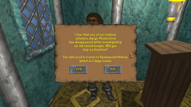 Quest Offer Locations