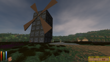 Windmills of Daggerfall