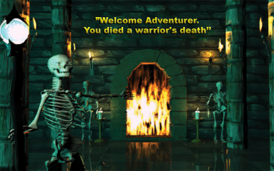 WELCOME TO THE DAGGERFALL