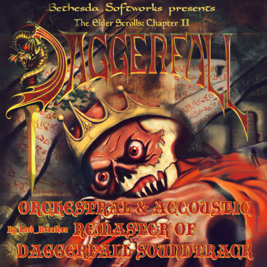 Orchestral and Accoustic Remaster of Daggerfall Soundtrack