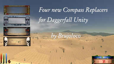 Daggerfall Compass Replacers