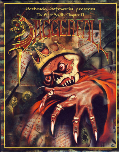 Daggerfall Orchestral Main Theme Replacer