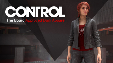 The Board Approved Dark Apparel - Civilian Outfit