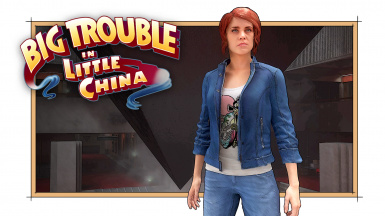 Big Trouble in Little China - Civilian Outfit