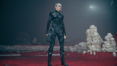 Detailed Astral Dive Suit