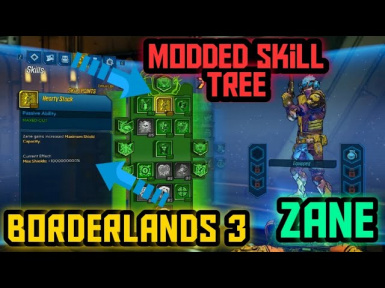 zane modded skill tree