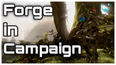 Halo 4 Forge in Campaign - Infinity