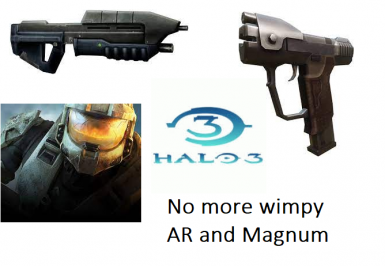 Halo 3 Armory Evolved Campaign