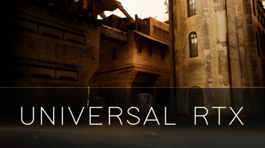 Universal RTX (discontinued)