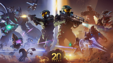 20 Years of Halo EAC Artwork Replacer