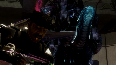 Halo 3 ODST Campaign With Firefight Characters