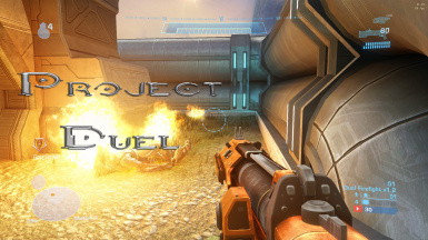 Project Duel - Halo Reach