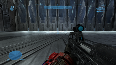 halo reach battle rifle (TAG ONLY)