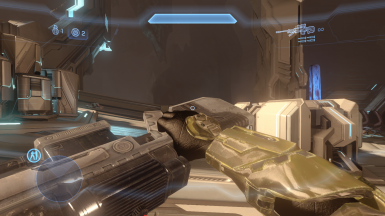 Halo 3 Classic Weapons for Halo 4 (Demo)